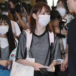 「PHOTO@金浦」HKT48宮脇咲良、AKB48竹内美宥ら、「PRODUCE48」の収録を終えて日本に出発