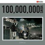 「SHINee」、「Ring Ding Dong」MVが再生回数1億回を突破…ヒット曲の名声証明