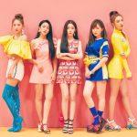 「Red Velvet」、2週連続gaonチャートで1位獲得!