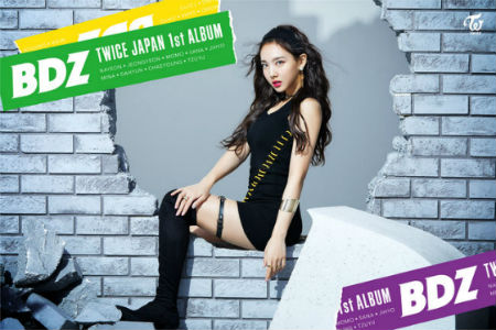 「TWICE」ナヨン&ジョンヨン&モモ、日本1stアルバム「BDZ」ティーザー公開