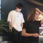 鼻咽頭がん闘病中の俳優キム・ウビン、最近撮られた長髪写真が話題…回復に向かう姿にファンも安心