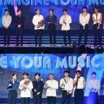 """EXO「2018 SOBA」新韓流ネットユーザー人気賞を獲得…世界中のファンからの""""絶大な支持"""""""