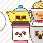 2PM結成10周年を記念して、あのZooPMが帰ってくる!?2PMメンバーをモチーフにしたキャラクター「ZooPM」 コラボカフェ東京・大阪にて開催決定!