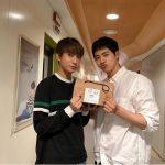 """B1A4 シヌゥ&ゴンチャン、サンドゥルのために""""手作りのお弁当""""をサプライズ…8年目の固い友情"""