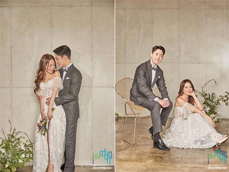 「ハートシグナル1」ソ・ジュウォン、シンドン(SJ)の紹介で出会ったモデルと11月結婚…ウェディング写真公開