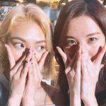 「少女時代」ソヒョン、現場に応援訪問のヒョヨンに感動 「見た瞬間、涙が」