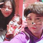 「SUPER JUNIOR」シンドンと「Red Velvet」スルギ&ジョイ、仲良しショット公開