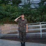CNBLUEジョンヒョン、入隊後の近況公開…軍服姿が凛々しい