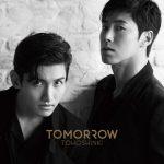 東方神起、日本ニューアルバム「TOMORROW」がオリコンチャート1位に