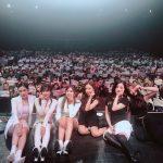 """「イベントレポ」Apink、日本ファンミーティングを終了…""""幸せです、ありがとう"""""""