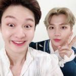 BTOBチャンソプ&PENTAGONジンホ、友情ショットを公開