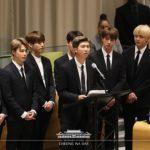 """防弾少年団 RM、米公演で明らかにした本音…""""UN総会演説、ファンがいなくてとても緊張した"""""""