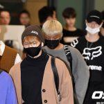 「PHOTO@仁川」Wanna One、「KCON 2018 THAILAND」を終了して韓国帰国