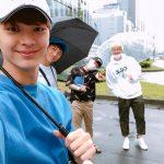 BTOBソンジェ、「チプサブイルチェ」日本旅行公開…笑顔のイ・スンギ&脱色したイ・サンユン