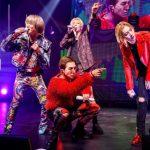 """「イベントレポ」ストリーミング驚異の1億再生突破!! BIGBANGに続く第2のボーイズグループ""""WINNER"""" 全9都市14公演自身最多公演数となるツアー""""WINNER 2018 EVERYWHERE TOUR IN JAPAN""""開幕!! 日本デビュー4周年をサプライズケーキで祝福!!"""