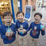 俳優ソン・イルグク、三つ子の息子たちの近況公開…爆発的な成長に驚き