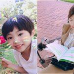 <トレンドブログ>「少女時代」ソヒョン、ドラマ「時間」の撮影現場で子役とヒーリングタイム♪