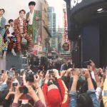 <トレンドブログ>「防弾少年団」の姿を一目見ようとNY・タイムズスクエアに米ファン殺到!!