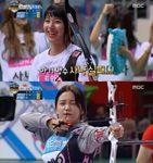 <ア陸大>「Red Velvet」と「TWICE」のアーチェリー対決…決勝進出したのは?