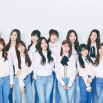 "「IZONE」、12人の完全体プロフィール写真を公開…""白シャツ+ジーンズ""で独歩的な魅力発散"