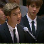 """防弾少年団が国連総会に招請された理由、""""目指す価値が同じ""""…ユニセフ韓国委員会が明かす"""