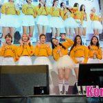 """「取材レポ」MOMOLAND、CROSS GENE、ソン・スンヨン、ソル・ハユン""""K-POP シークレットコンサートに登場!""""「日韓交流おまつり 2018 in Tokyo」 開催!(MOMOLAND編)"""