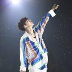 「イベントレポ」JUNHO (From 2PM)、6年目の夏。全国ツアーが大阪城ホールで閉幕!