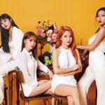 MAMAMOO(ママム) 韓国で女性人気ダントツのK-POPガールズグル―プMAMAMOOの 日本デビュー曲、9/6初オンエアー決定!
