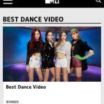 BLACKPINK、日本音楽アワード「VMAJ 2018」で「最優秀ダンスビデオ賞」受賞