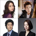 イ・ミンジョン&チュ・サンウク主演の新ドラマ「運命と怒り」、12月に放送開始