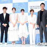 「PHOTO@ソウル」ソ・イングク&チョン・ソミンら、ドラマ「空から降る一億の星」制作発表会に出席