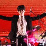 9/6「MINUE」の除隊後初となるコンサートを日本で開催!セクシーな歌声とLED演出で超満員の会場を1つに! LED演出で超満員の会場を魅了
