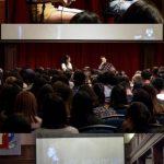 パク・ジェボム、米有名大学でアジアのアーティストで初めてスピーチ「意味深い時間だった」