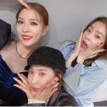 BoA&ユリ(少女時代)&アイリーン(Red Velvet)、華やかな3ショット公開