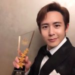 2PMニックン、タイで「Asia Superstar(アジアスーパースター)賞」受賞…人気と影響力証明「公式的立場」