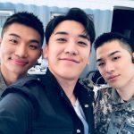 """BIGBANG V.I、SOL&D-LITEと仲のいい写真を公開…""""もう会いたい、兄さんたち"""""""