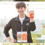 2PMジュノ、ワールド・ビジョンのマラソンキャンペーンに参加!