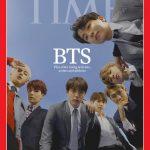 防弾少年団、表紙を飾った米「タイム」誌のアジア版最初の予約販売分完売