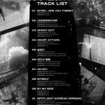 MONSTA X、ニューアルバムのトラックリスト公開…タイトル曲は「Shoot Out」