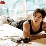 NU'EST Wベクホ、メンズマガジン「Men's Health」のグラビアを飾る…予約販売で完売記録