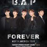B.A.P、11月北米ツアー「FOREVER」開催「公式的立場」