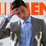 <トレンドブログ>俳優ジス、タイのファッション雑誌の表紙に抜擢♪