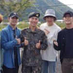 """""""軍入隊""""「BTOB」ソ・ウングァン、メンバーらお祝いの中 きょう終了式=成績最優秀者で表彰"""