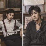 韓国ミュージカル『狂炎ソナタ』、憂いあるビジュアル初公開!!リョウク(SUPER JUNIOR)、シン・ウォンホ(CROSS GENE)、KEN(VIXX)、イ・ジフンらコメント到着!