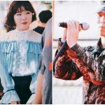 <トレンドブログ>「楽童ミュージシャン」、兄と妹の一日限りの再会ステージ♪海兵隊祝賀ステージにて。