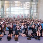 「OH MY GIRL」、日本にて初の学園祭出演!日本工学院での公演が大盛況