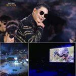 PSYは祝賀公演、テギョン(2PM)は試演、シワン(ZE:A)は司会で国軍の日記念行事に参加