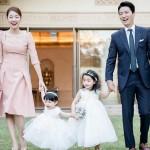 【トピック】ソ・イヒョン&イン・ギョジン夫婦の次女ソウンちゃん、1歳の誕生日を迎える