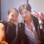 俳優イ・ジョンソク、ドラマ共演のハ・ジウォンに尊敬の念 「僕にとって大きな人」