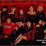 Weki Meki、1stシングル「KISS, KICKS」団体予告イメージ第2弾を公開…堂々として挑発的な魅力